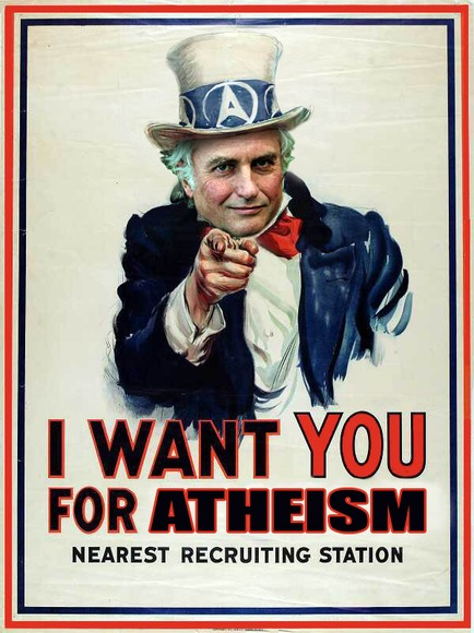 What are the New Atheists?